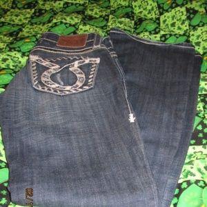 Big Star Liv Boot Jeans 25 R